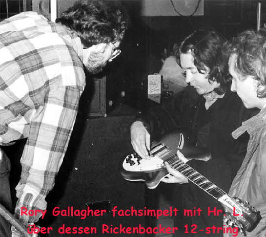 Klaus & Rory Gallagher